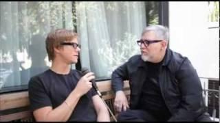 Interpol - Interview/Entrevista en México para Noiselav.tv