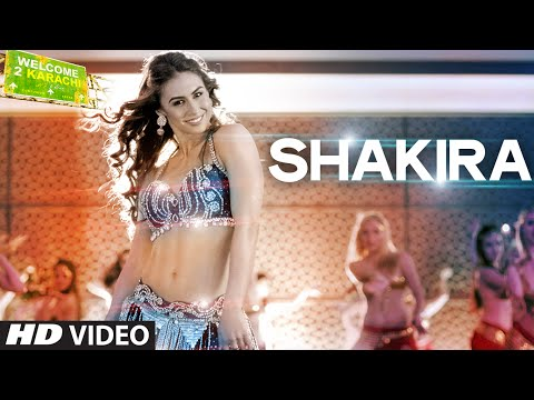 'Shakira' Video Song | Welcome 2 Karachi | T-Series