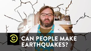 Can People Make Earthquakes? - Science?
