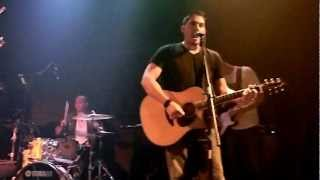 My friend Justin Kolean singing