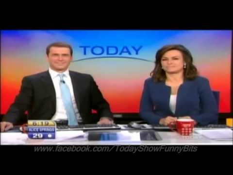 Today Show Funny Bits Part 50. The Very Best of Today Show