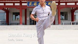 Shaolin Kung Fu in Qufu, China
