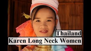 Asia/Thailand - Karen Long Neck Women
