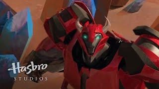 Transformers prime season 1 episode 1