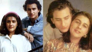 Valentine Day Special | Saif Ali Khan & Amrita Singh Real LIfe Love Story