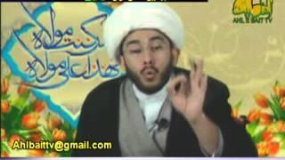 ام المؤمنين سعودي يفضح عائشة وحفصة