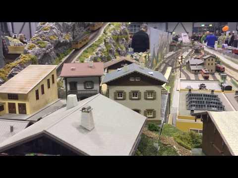 Xxx Mp4 XXXV Valtakunnalliset Pienoisrautatiepäivät Model Railway Exhibition In Finland 3gp Sex
