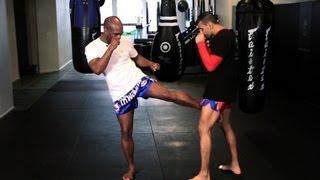 5 Kickboxing Kicking Techniques | Muay Thai