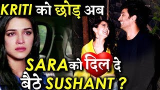 What's Cooking Between Sara Ali Khan and Sushant Singh Rajput? New Lovebirds in Bollywood!