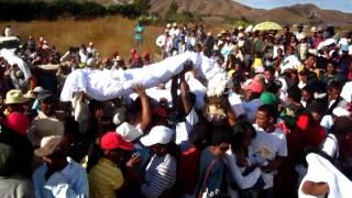 Famadiahana - Turning of the Bones in Madagascar