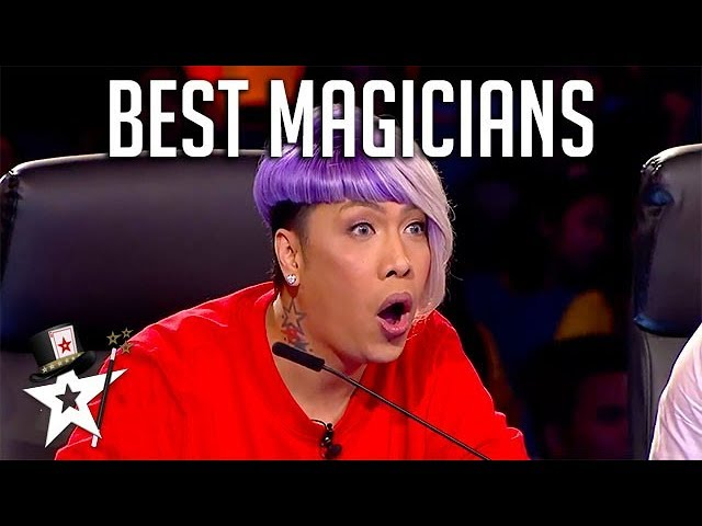 BEST MAGICIANS Around The World | Magician's Got Talent