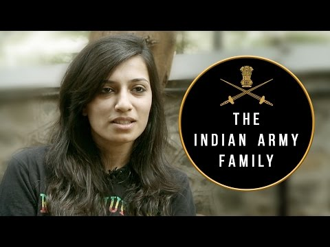 The Indian Army Family | Being Indian