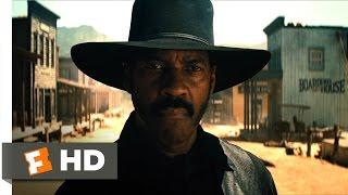 The Magnificent Seven (2016) - Pray With Me Scene (10/10) | Movieclips