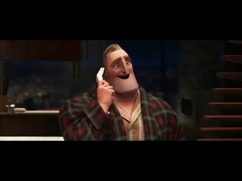 INCREDIBLES 2 Dash Destroys House Trailer (2018) Disney Pixar Movie HD.mp4