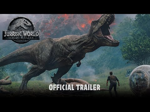 Xxx Mp4 Jurassic World Fallen Kingdom Official Trailer HD 3gp Sex