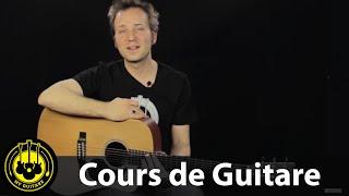 Cours de guitare débutant gratuit pour bien débuter la guitare