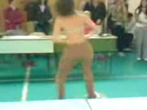 Teacher Strips Off In front of shocked Class