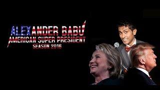 American Super President (season '16) - Standup Comedy - Alexander Babu -