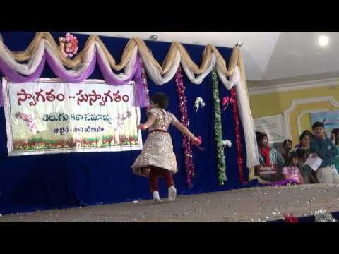 Divya Dance, Telugu Program ' Babu O  Rambabu, May '15