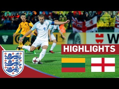 Xxx Mp4 England Maintain Unbeaten Record With A WIN In Lithuania Lithuania 0 1 England Highlights 3gp Sex