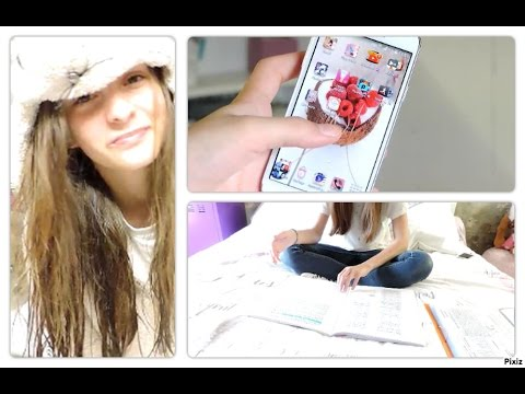 Get unready with me - After school ✿