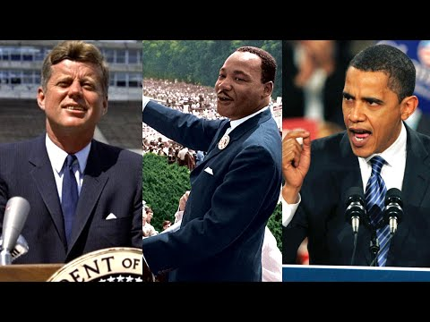 American History The Greatest Speeches 1933 2008