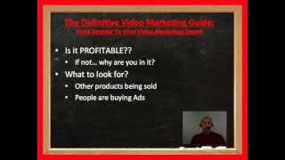 The Definitive Video Marketing Guide From Newbie To Viral Video Marketing Expert