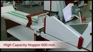 Friction Feeder Machine, Alimentador de Fricciòn - B.MATIC F320 COUNTER S