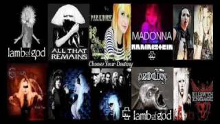 All That Remains Vs Lady Gaga - Two Weeks Dance - Mashup Remix by Bruno Veland