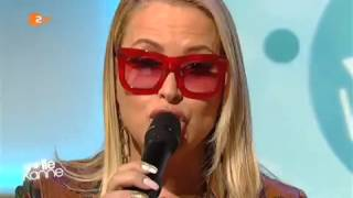 Anastacia - Take this chance (ZDF VolleKanne 2015)