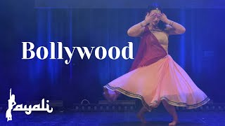 Piya More Bollywood dance with Donna's students at Layali, Sweden 2018