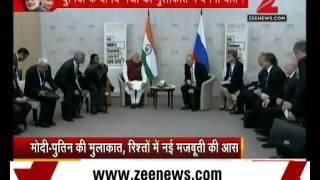 Russia visit: Defense deals possible between Narendra Modi and Vladimir Putin