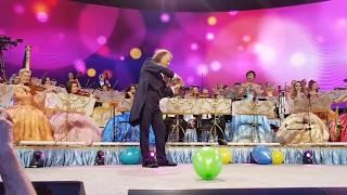 Andre Rieu - Hava Nagila - Israel 3.4.18  הבה נגילה - אנדרה ריו