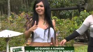 Domingo Legal (04/05/14) - A Funkeira Maysa Abusada cai no Telegrama legal