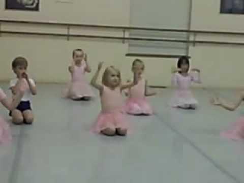 Ballet Classes Primary 2008