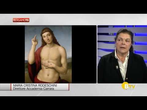 Simona Befani intervista  Maria Cristina Rodeschini direttrice dell'Accademia Carrara di Bergamo