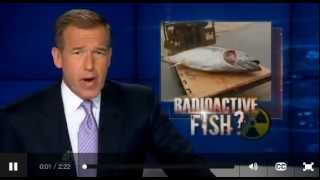All Fish from Pacific Tested Positive for Fukushima Radiation