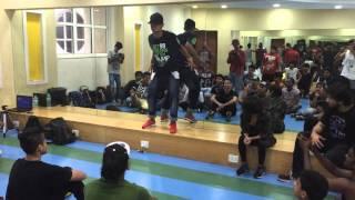 The Paradise Dance Workshop (13.13 Crew) | Shubhankar (FAM.O.U.S. Crew)