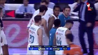 Real Madrid 87 - 85 Murcia (10.12.2017 // by LTV)