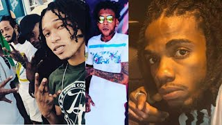 Alkaline Gets a SERIOUS Message From Vybz Kartel CAMP Sikka Rymes Say a Deep Freeze, Rygin King