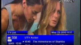 SUN Direct_Insat 4B at 93.5°E / dxsatcs.com : UTV Action