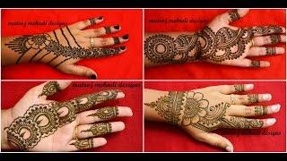 mehndi designs mehndi designs for hands matroj mehndi designs