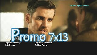 Once Upon a Time 7x13 Promo Season 7 Episode 13 Promo