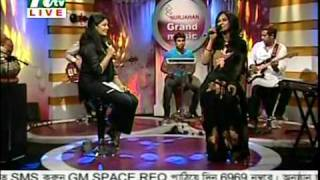 Cholo Haat Dhore - Samina Chowdhury (Live)