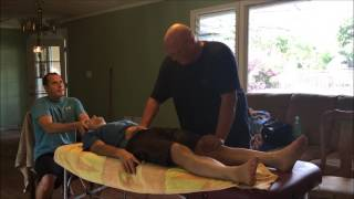 Deep Tissue Massage in Hawaii by Brandon Raynor on Peter