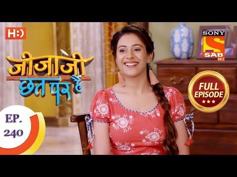 Jijaji Chhat Per Hai - Ep 240 - Full Episode - 5th December, 2018