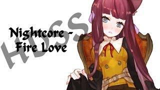 Nightcore - AFire Love [HD]