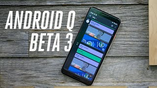 Android Q: exclusive hands-on with the new features