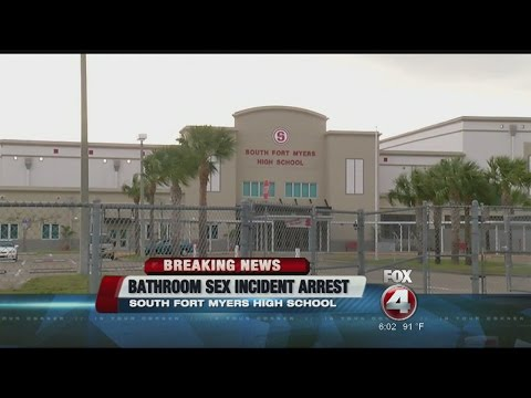 Xxx Mp4 Arrest In Case Of Sex In South Fort Myers High School Bathroom 3gp Sex