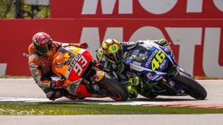 MotoGP Argentina 2016  - Valentino rossi second position - Final Result (Full Race)